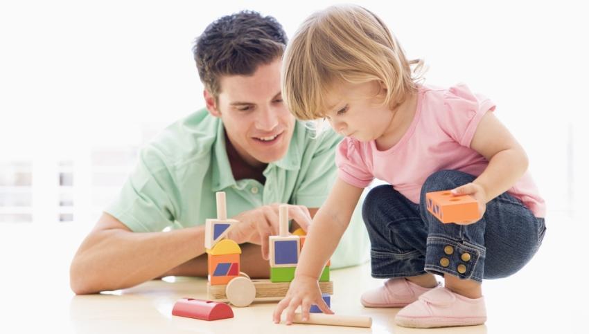 Игры по расписанию - развиваем детей вместе