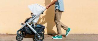 Детская коляска 2 в 1 - выбираем лучшую