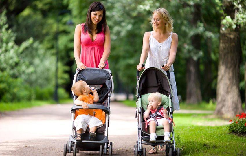 Как правильно подобрать коляску для ребенка