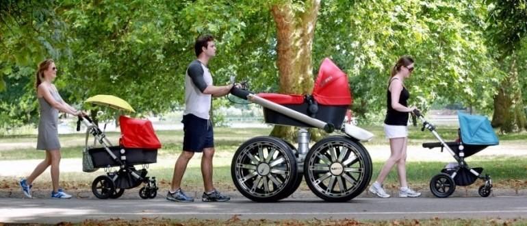 Выбираем лучшую детскую коляску