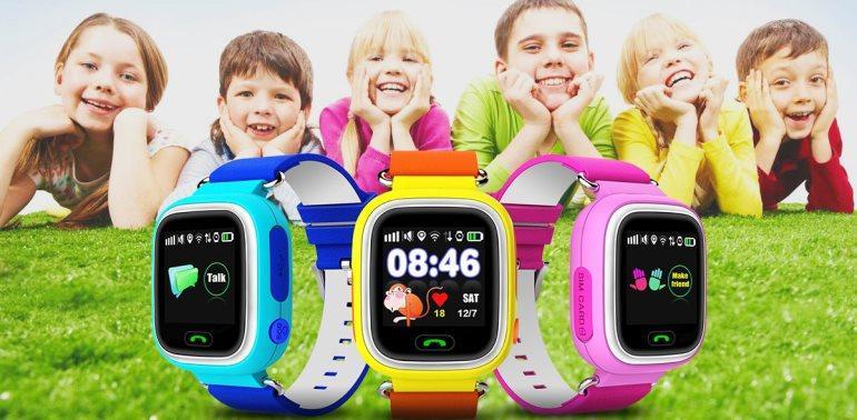 Выбираем правильно смарт часы для детей