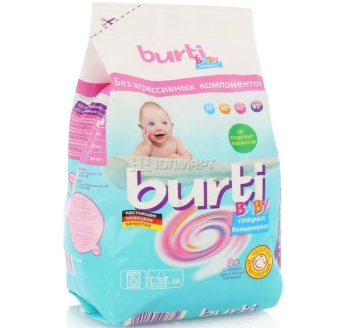 Burti Baby Compact фото