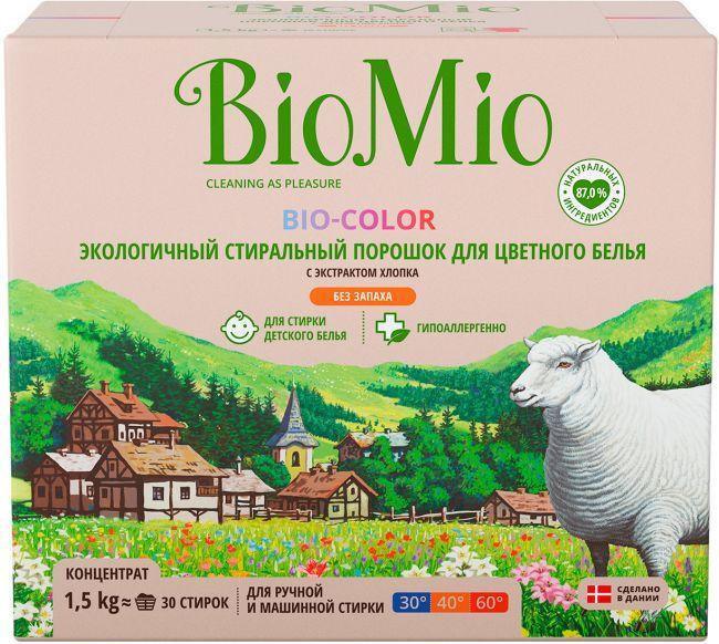 BioMio BIO-COLOR фото