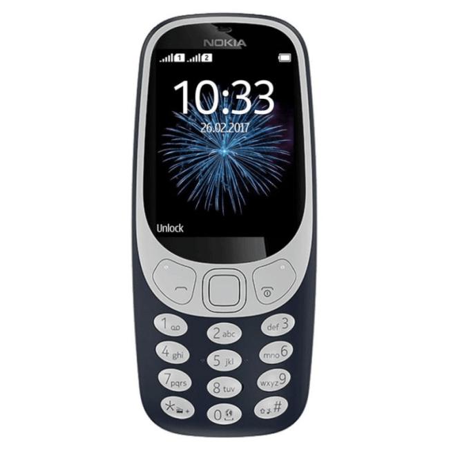 Nokia 3310 dual sim фото