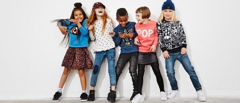 ТОП самых хороших брендов детской одежды