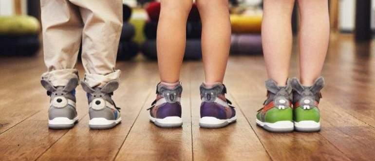 Описание лучших производителей детской обуви
