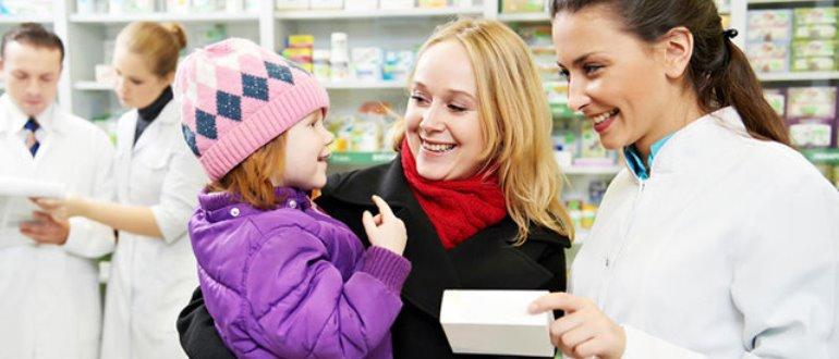 Обзор хороших детских витаминов