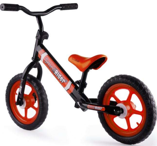 Беговел Small Rider Foot Racer 2 Light, красный фото