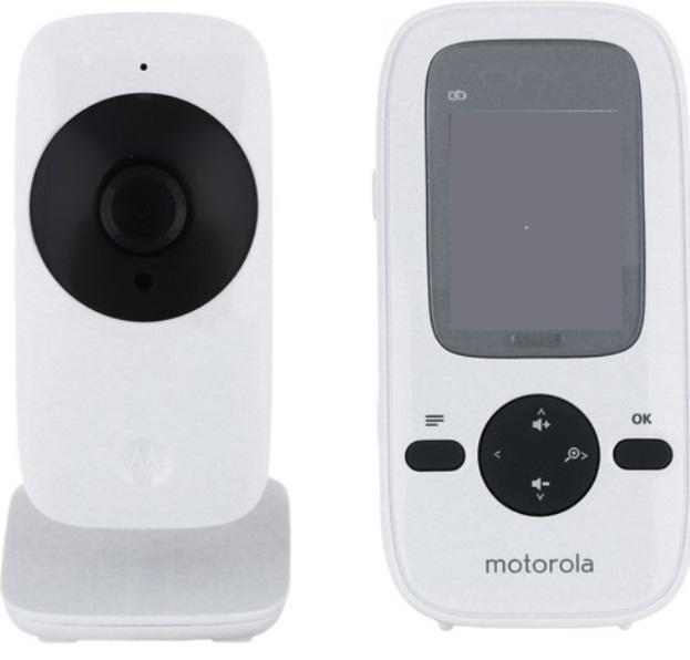 Видеоняня Motorola MBP481 белый фото