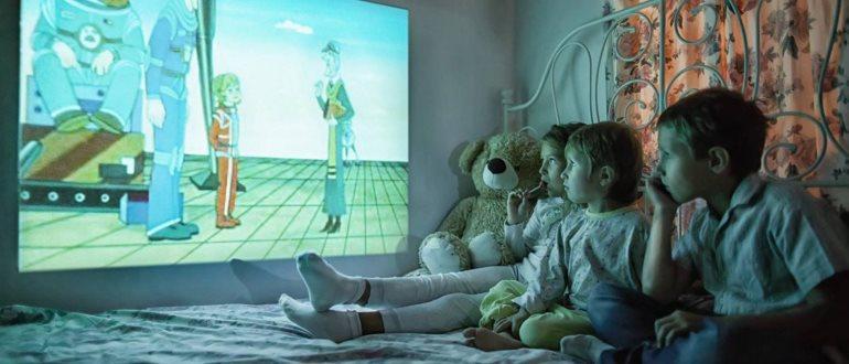 Обзор самых хороших детских мультфильмов