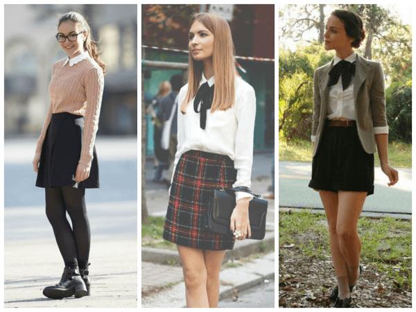 модная школьная форма для девочек 2021