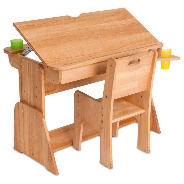 какой письменный стол выбрать для первоклассника