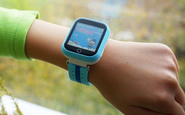 детские часы с трекером