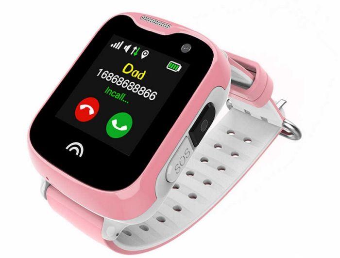 телефон для детей с gps трекером