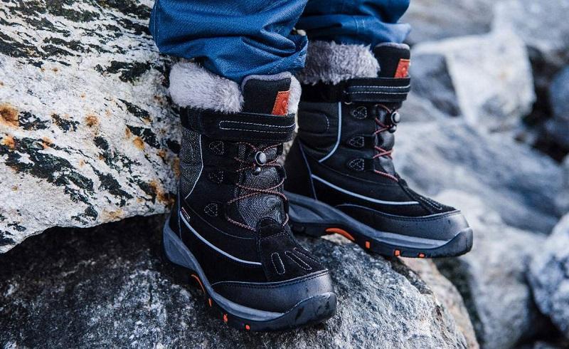 10 лучших брендов детской зимней обуви - рейтинг