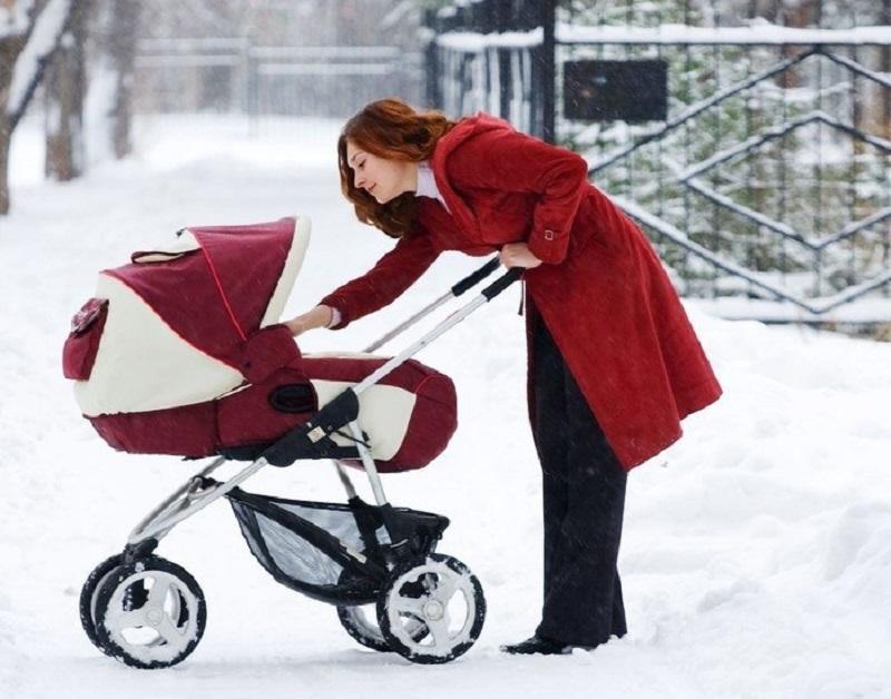 Лучшие зимние коляски люльки для новорожденных