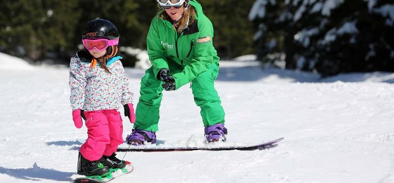 сноуборд для детей, лучший вид спорта